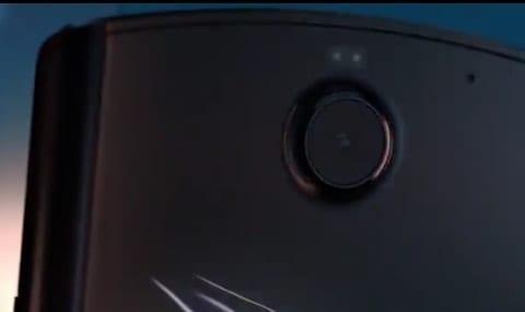 Motorola razor