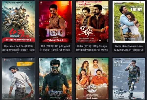 TamilRockers: 2020 [Watch full Movies and Download for free