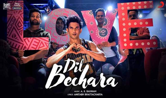 Dil Bechara Full Movie Free Download Or Watch Online Leaked By Tamilrockers, Filmyzilla, Telegram, And Other Torrent Sites