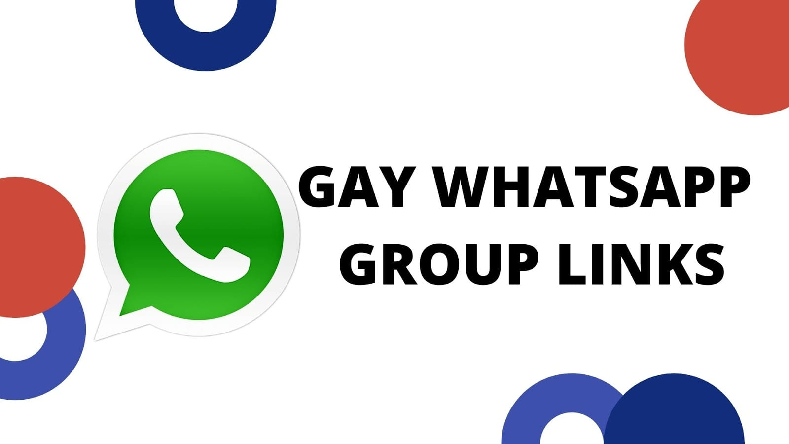 Whatsapp Groups - Join 180+ Gay whatsapp Group Links 2020 {Updated} - 18+ Gay Whatsapp Groups Link To Join