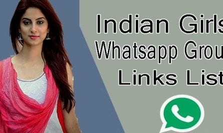 Indian Girls WhatsApp Group Links 2020 | Indian WhatsApp Group Links 2020 |