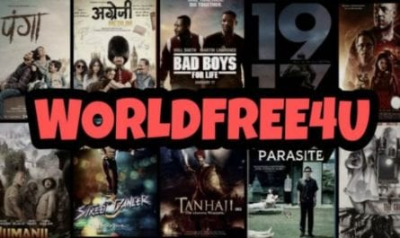 WorldFree4u Download HD Bollywood, Hollywood Movies Free
