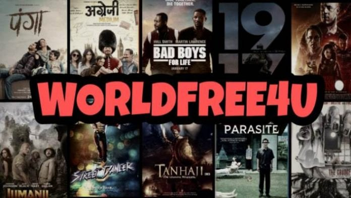 WorldFree4u Download HD Bollywood, Hollywood Movies Free