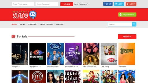 Apne TV: Watch Online Indian TV Shows & TV Serials | Apne TV Hindi Serials 2020 Watch And Download