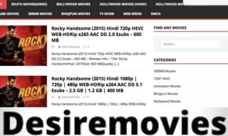 DesireMovies 2020 - DesireMovies Download Latest HD Movies online, DesireMovies Illegal Movies Website