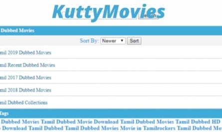 KuttyMovies 2020: Latest HD Tamil Movies Illegal Download Kuttymovies Website, Kutty Movies