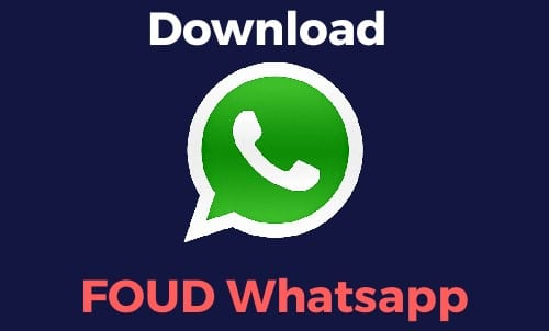 Fouad WhatsApp Apk v8.35 New Version Download [Anti Ban]