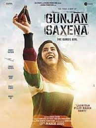 Gunjan Saxena Full Movie On Movierulz, Filmyzilla, Tamilwap, Tamilrockers, Telegram