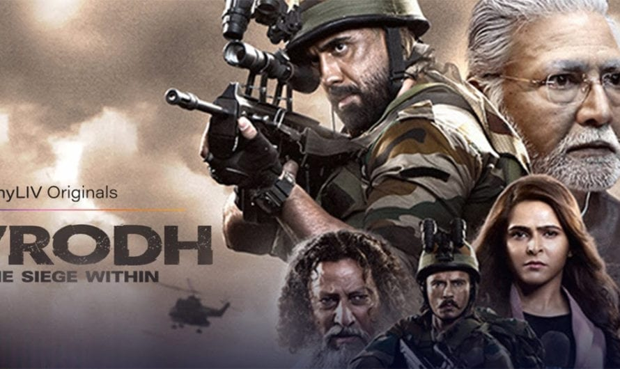 Avrodh Web Series All Episodes Watch Online On SonyLiv