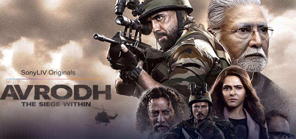 Avrodh Web Series All Episodes Watch Online On SonyLiv