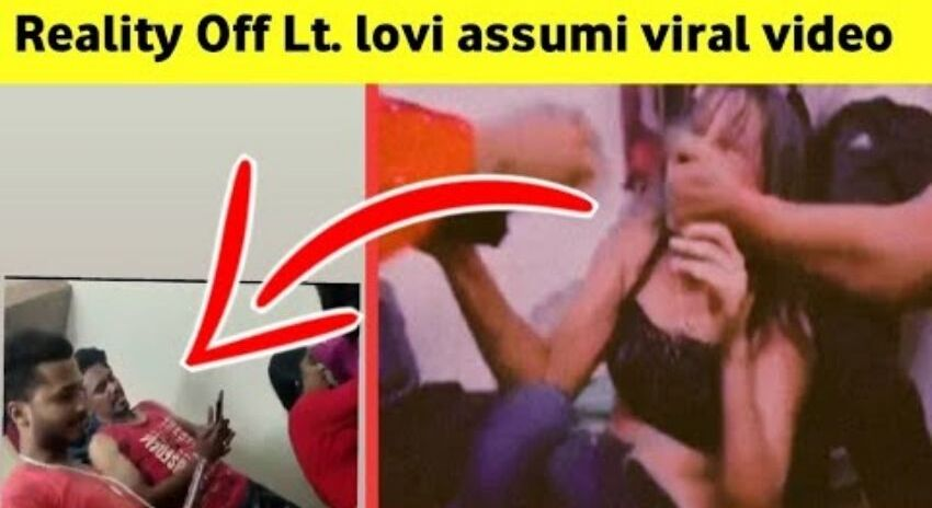 Lovi Assumi NorthEast Viral Video - Reality Of Lovi Assumi Leaked Video - Check Lovi Assumi Rape Case Latest News and Details