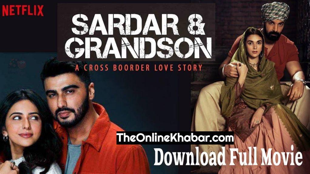 Sardar Ka Grandson Movie (2021) Leaked Online on Tamilrockers For Free Download