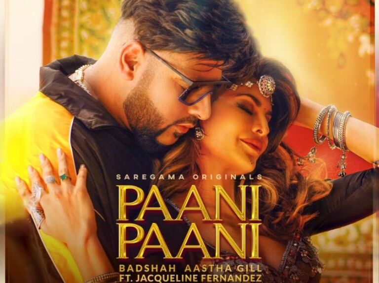 Watch Paani Paani Video Song Online featuring Badshah and Jacquline Fernandez