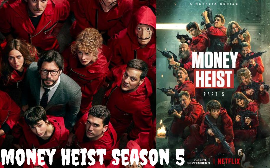 Money Heist Season 5 Full Series Download In Hindi 480p, 720p, 1080p, Free in HD By Filmywap, Filmyzilla, 123mkv, Tamilrockers, Isaimini, Tamilyogi
