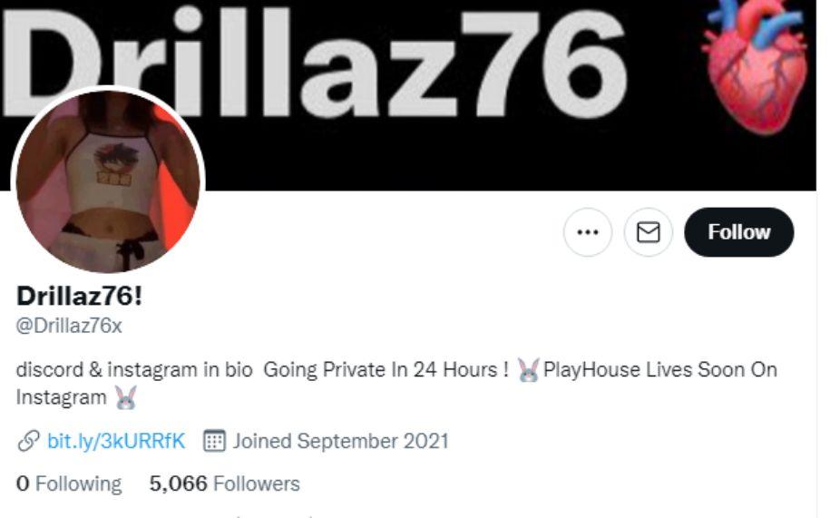 Drillaz76X Twitter – Watch Videos and Explore UnFlood @Drillaz76X Twitter Page