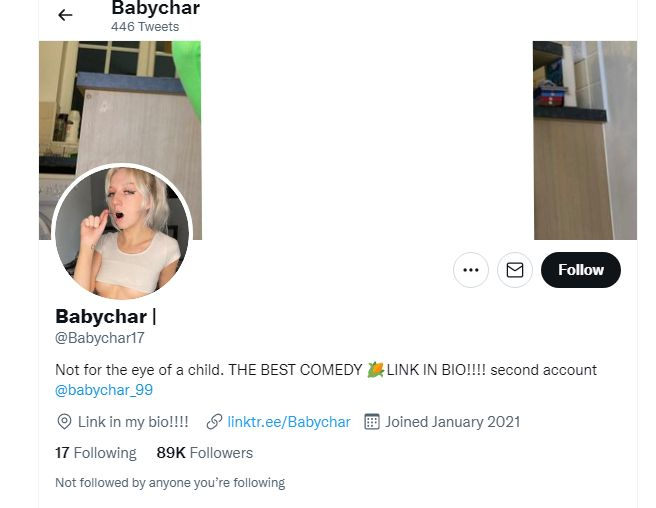 Babychar17 Twitter – Watch All Babychar17 Videos and Explore Babychar17 Twitter Page